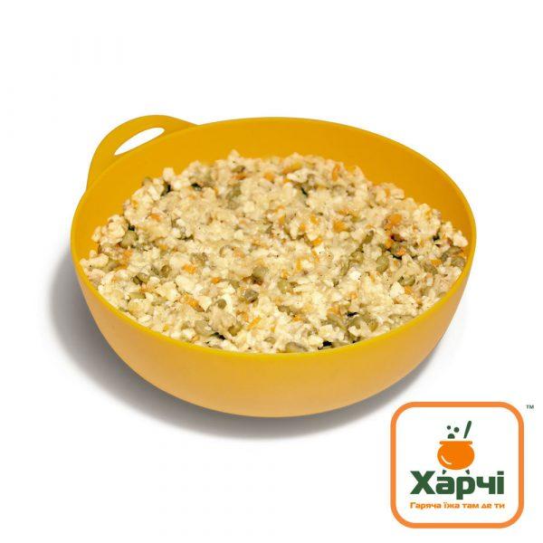 Боби з рисом, овочами та спеціями (Кічрі), Харчі ТМ