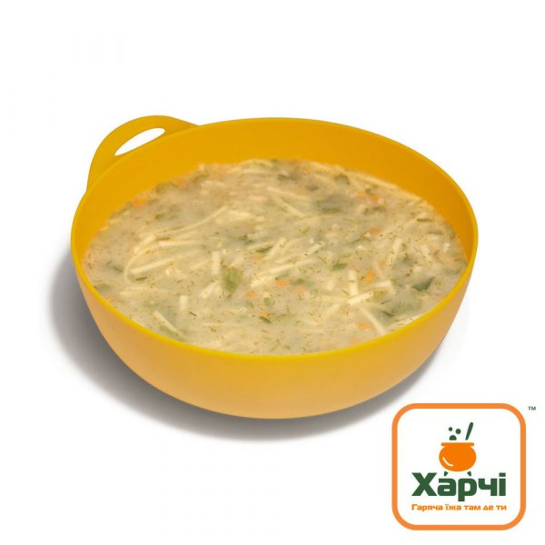 Суп курячий з локшиною, Харчі ТМ