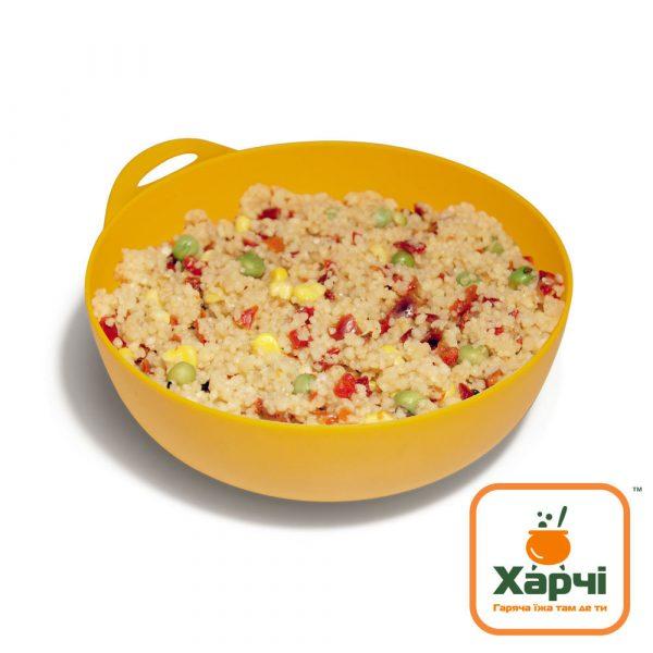 Кус-кус з овочами, Харчі ТМ