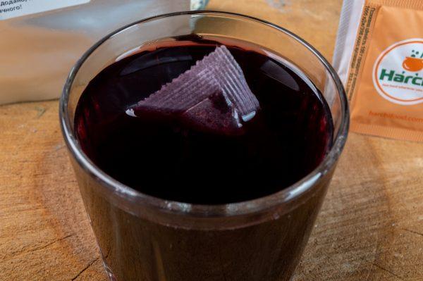 Чорносмородиновий напій, Харчі ТМ